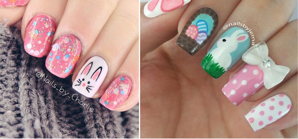 Easter Nail Art Ideas 2016