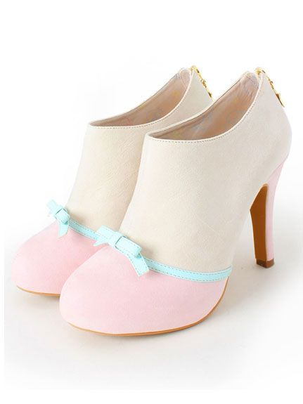 20+ Lovely Pastel Heels for 2016 15