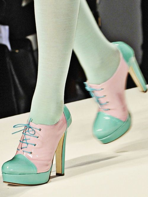 20+ Lovely Pastel Heels for 2016 18