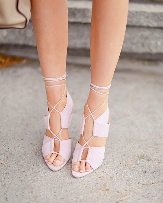 20+ Lovely Pastel Heels for 2016 20