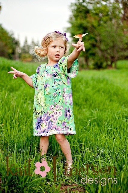 Spring Dresses 2016 – For Kids and Girls 10