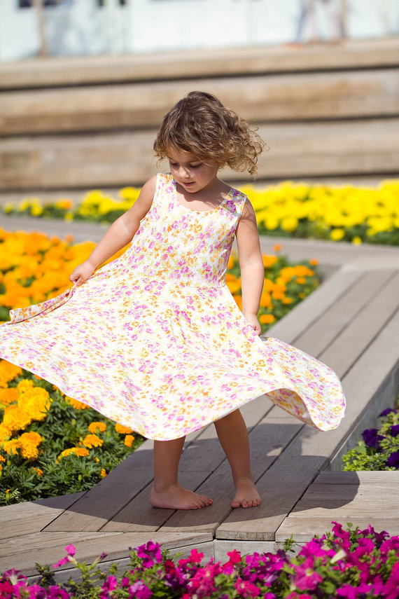 Spring Dresses 2016 – For Kids and Girls 2