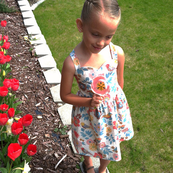 Spring Dresses 2016 – For Kids and Girls 3