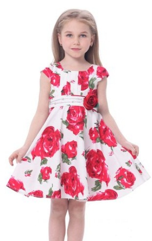 Spring Dresses 2016 – For Kids and Girls 7