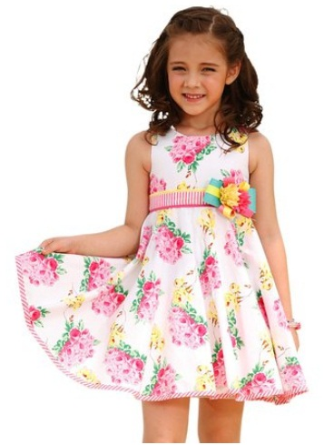 Spring Dresses 2016 – For Kids and Girls 8