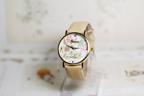 Spring Floral Watches 2016 1