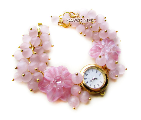 Spring Floral Watches 2016 10