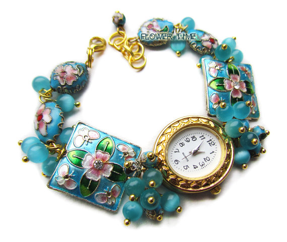 Spring Floral Watches 2016 11