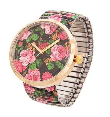 Spring Floral Watches 2016 12