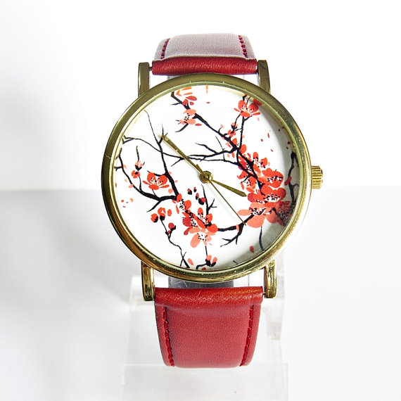 Spring Floral Watches 2016 14
