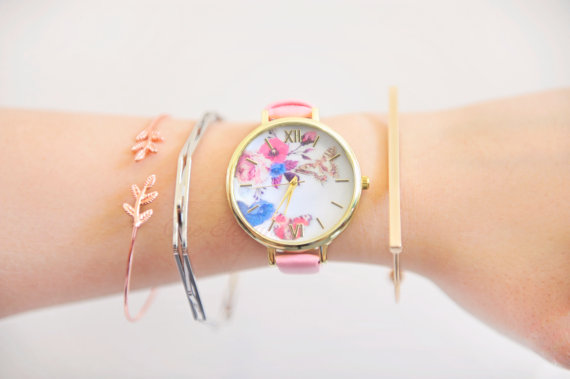 Spring Floral Watches 2016 2