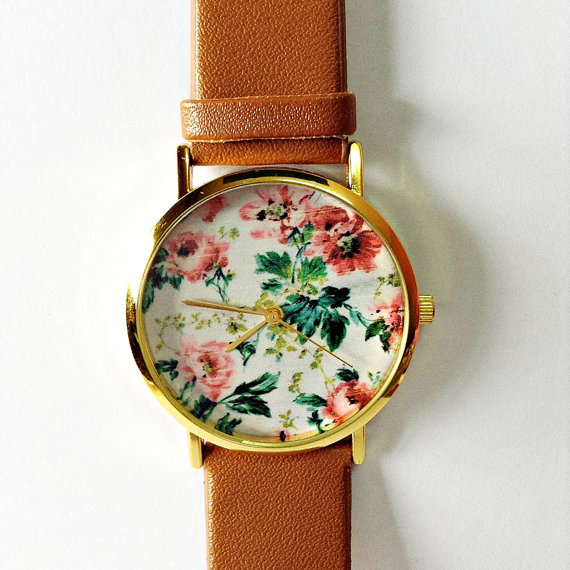 Spring Floral Watches 2016 3