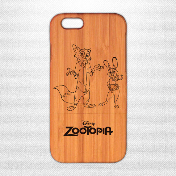 Zootopia iPhone 6/6s/6 plus Cases 2016 10