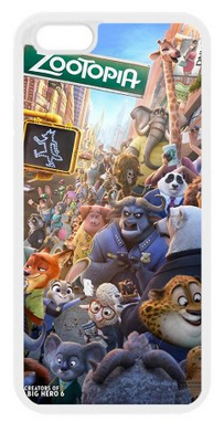 Zootopia iPhone 6/6s/6 plus Cases 2016 12