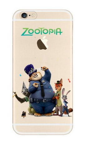 Zootopia iPhone 6/6s/6 plus Cases 2016 16
