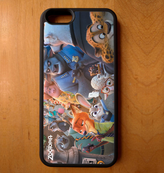 Zootopia iPhone 6/6s/6 plus Cases 2016 9