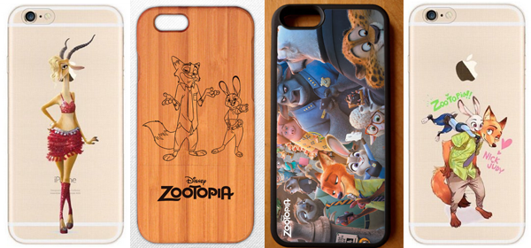 Zootopia iPhone 6 Case 2016