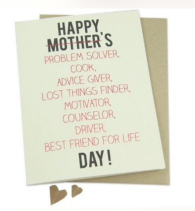 15+ Funny Mother's Day Cards 2016 12
