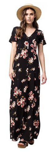 15+ Lovely Maxi Dresses under $50 for Spring 2016 1
