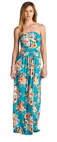 15+ Lovely Maxi Dresses under $50 for Spring 2016 13