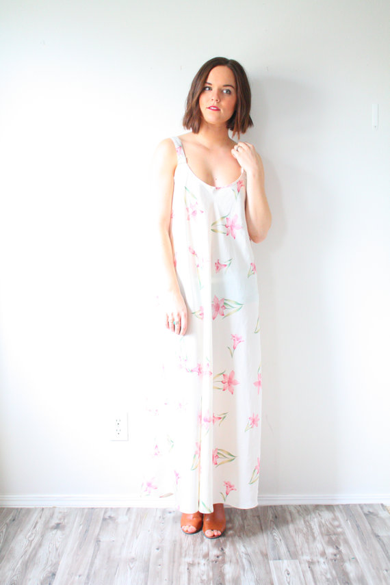 15+ Lovely Maxi Dresses under $50 for Spring 2016 14
