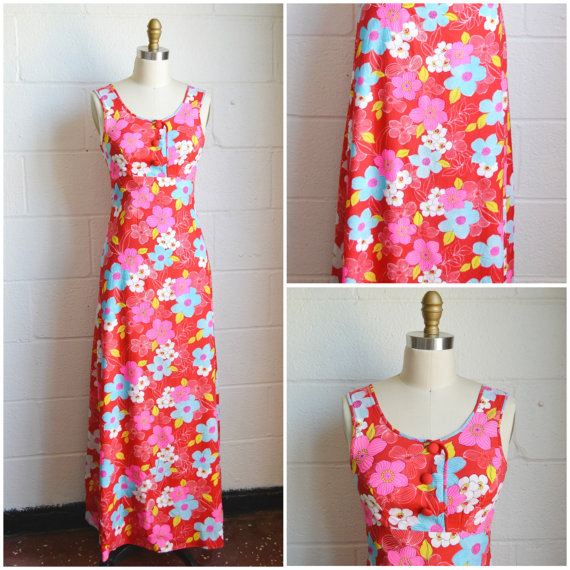 15+ Lovely Maxi Dresses under $50 for Spring 2016 4