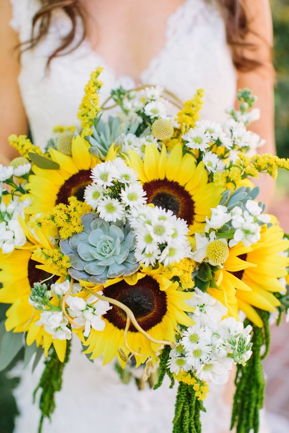 20+ Beautiful Wedding Bouquets 2016 10