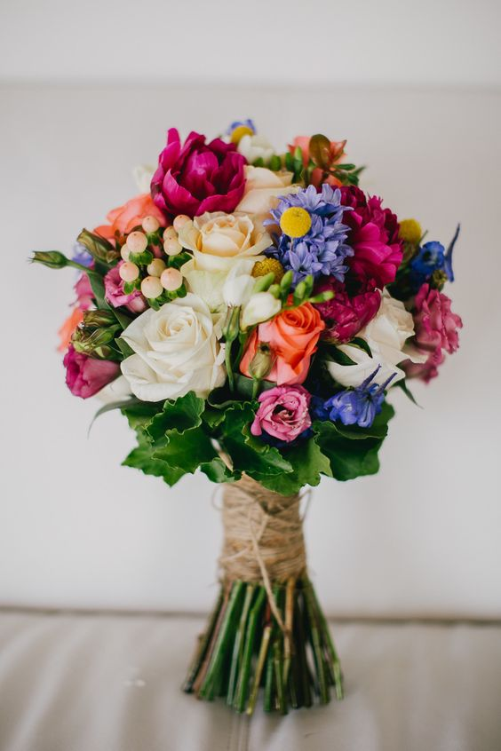 20+ Beautiful Wedding Bouquets 2016 11