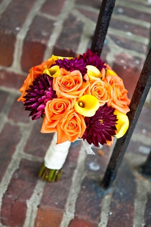 20+ Beautiful Wedding Bouquets 2016 13