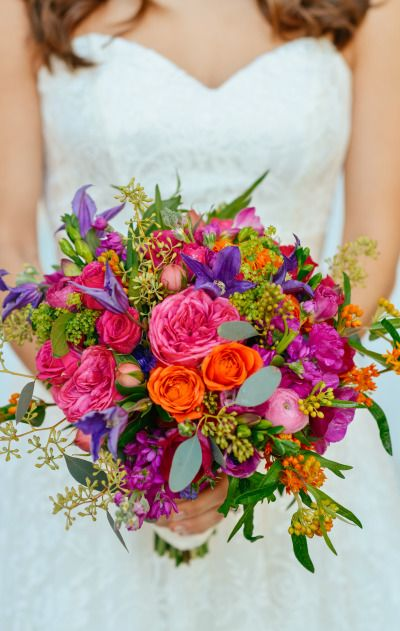 20+ Beautiful Wedding Bouquets 2016 14