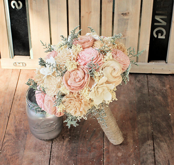 20+ Beautiful Wedding Bouquets 2016 6