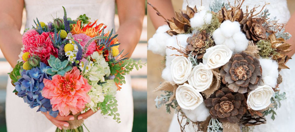 20+ Beautiful Wedding Bouquets 2016