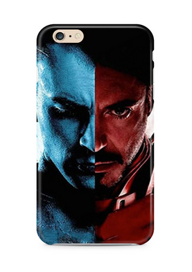 Captain America: Civil War iPhone 6/6s Cases 2016 4