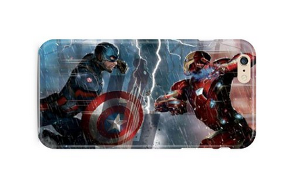 Captain America: Civil War iPhone 6/6s Cases 2016 7