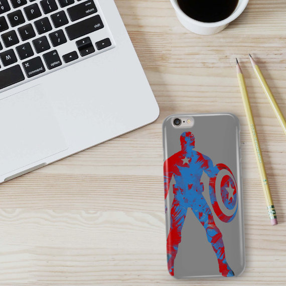 Captain America: Civil War iPhone 6/6s Cases 2016 3