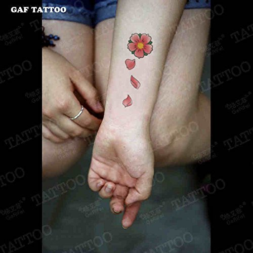 Cherry Blossoms Tattoo Designs 2016 10