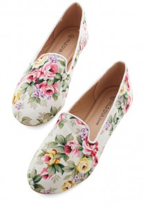 Floral Loafers for Spring 2016 10