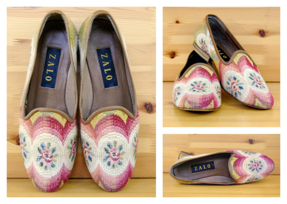 Floral Loafers for Spring 2016 5