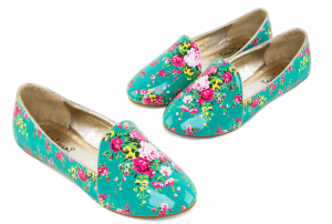 Floral Loafers for Spring 2016 9