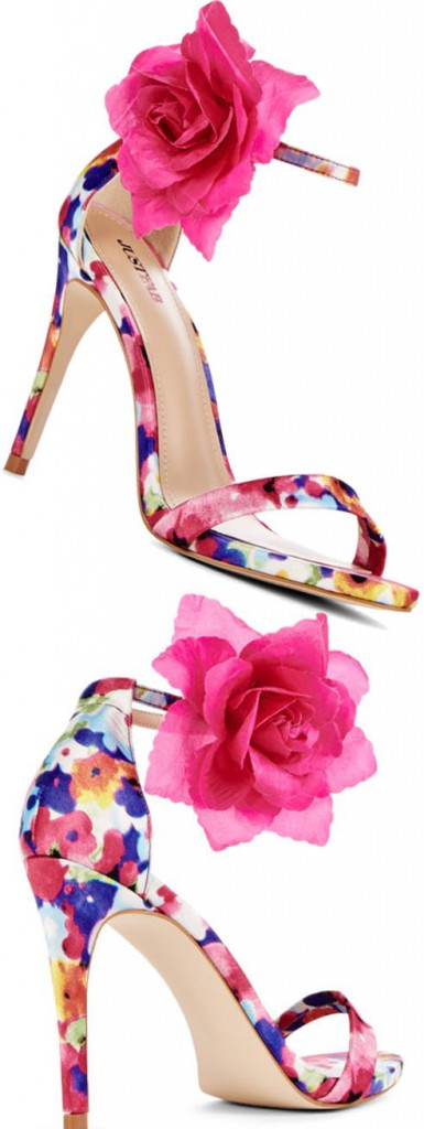 Gorgeous Floral Heels for Spring 2016 15