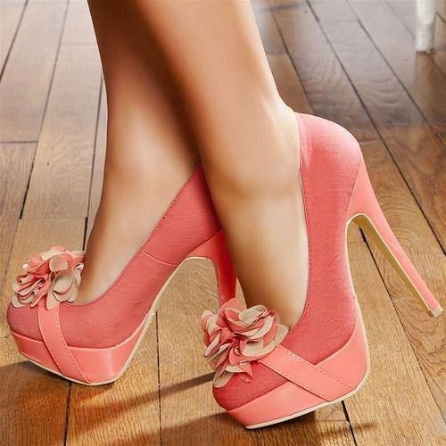 Gorgeous Floral Heels for Spring 2016 5