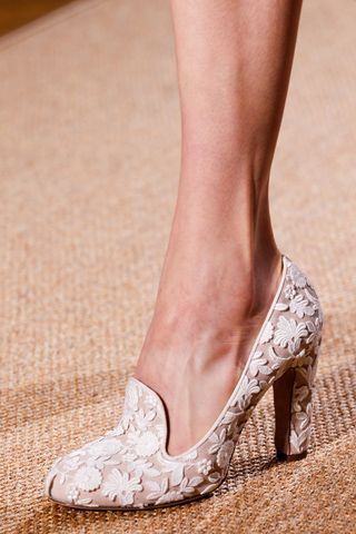 Gorgeous Floral Heels for Spring 2016 9