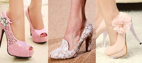 Gorgeous Floral Heels for Spring 2016