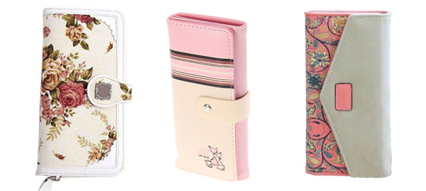Lovely Wallets for Spring 2016