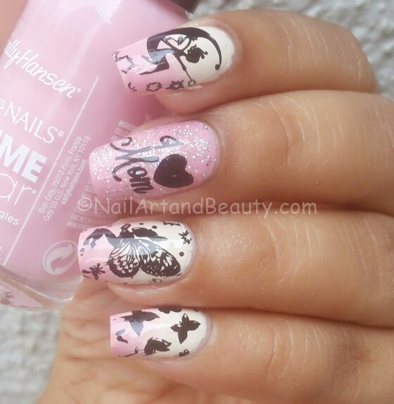 Mother's Day Nail Art 2016 – Designs, Ideas and Stickers 2a