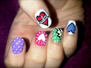 Mother's Day Nail Art 2016 – Designs, Ideas and Stickers 3 a