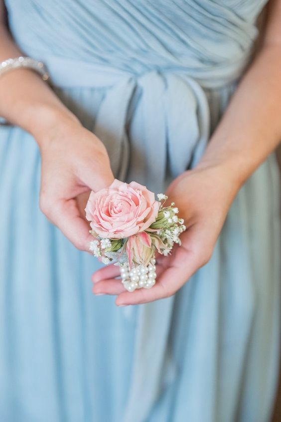 Pastel Corsages for Spring 2016 2 a