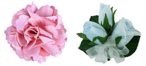 Pastel Corsages for Spring 2016
