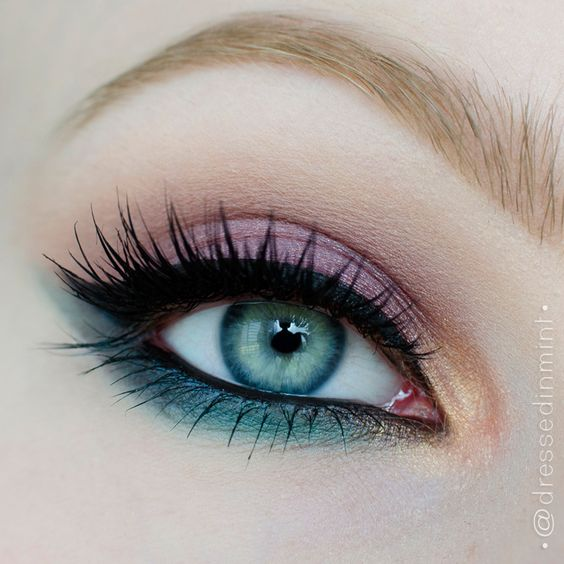 Spring Eye Makeup Ideas 2016 2
