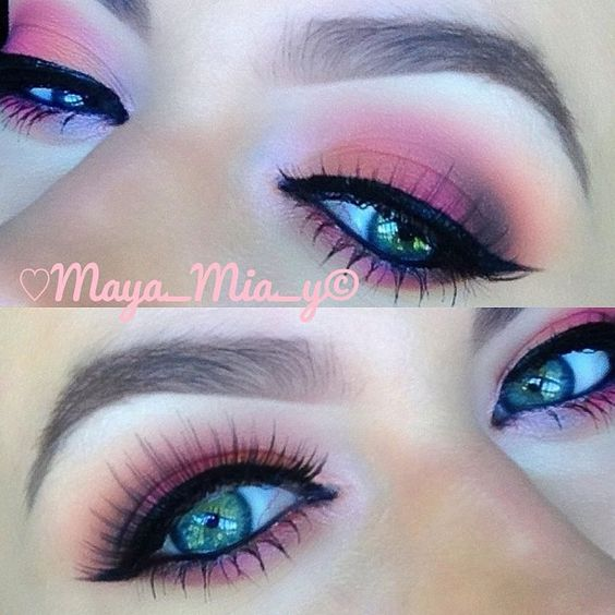 Spring Eye Makeup Ideas 2016 9